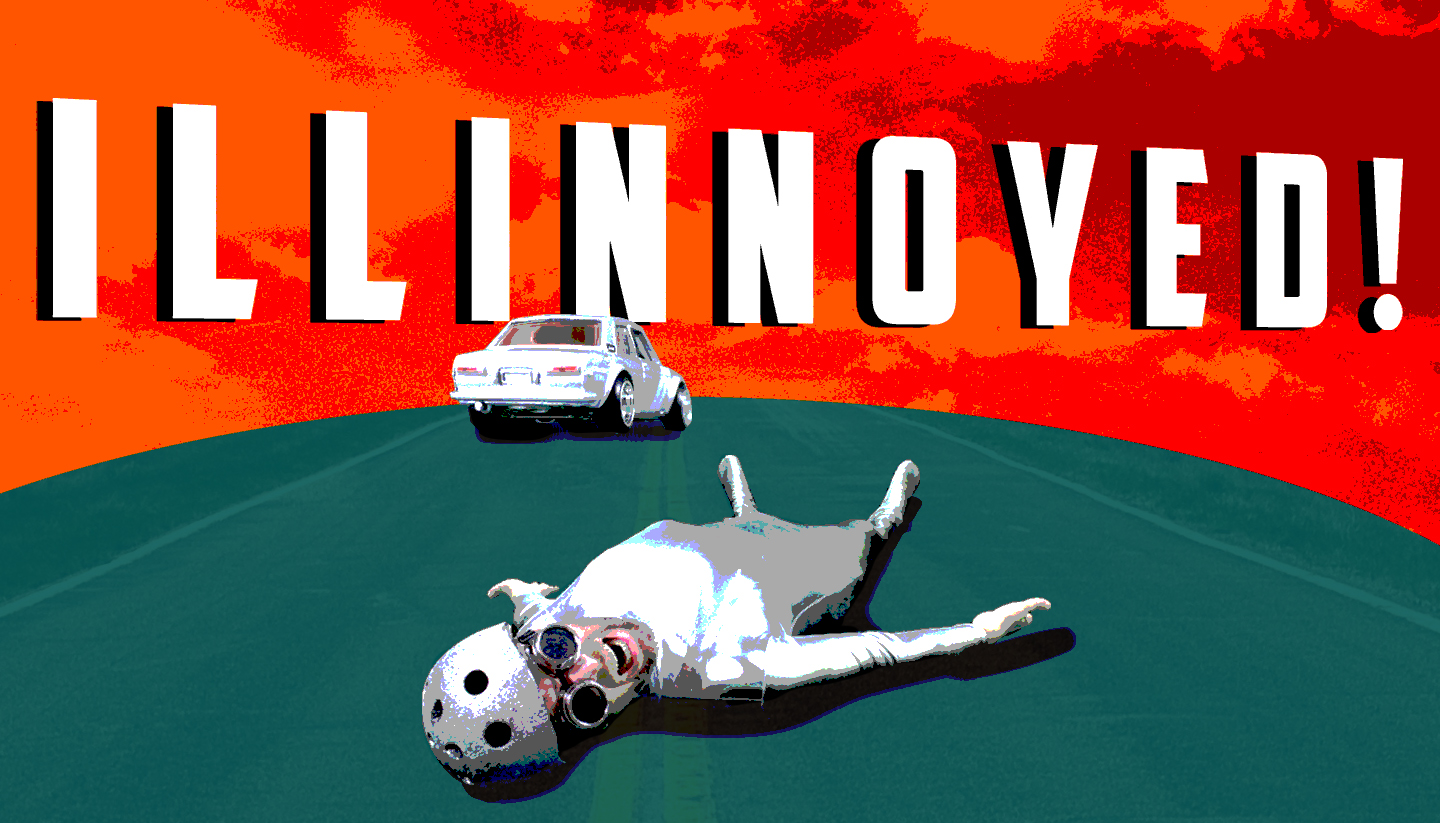 ILLINNOYED!