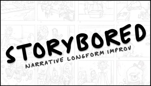 StoryBored: Narrative Longform Improv