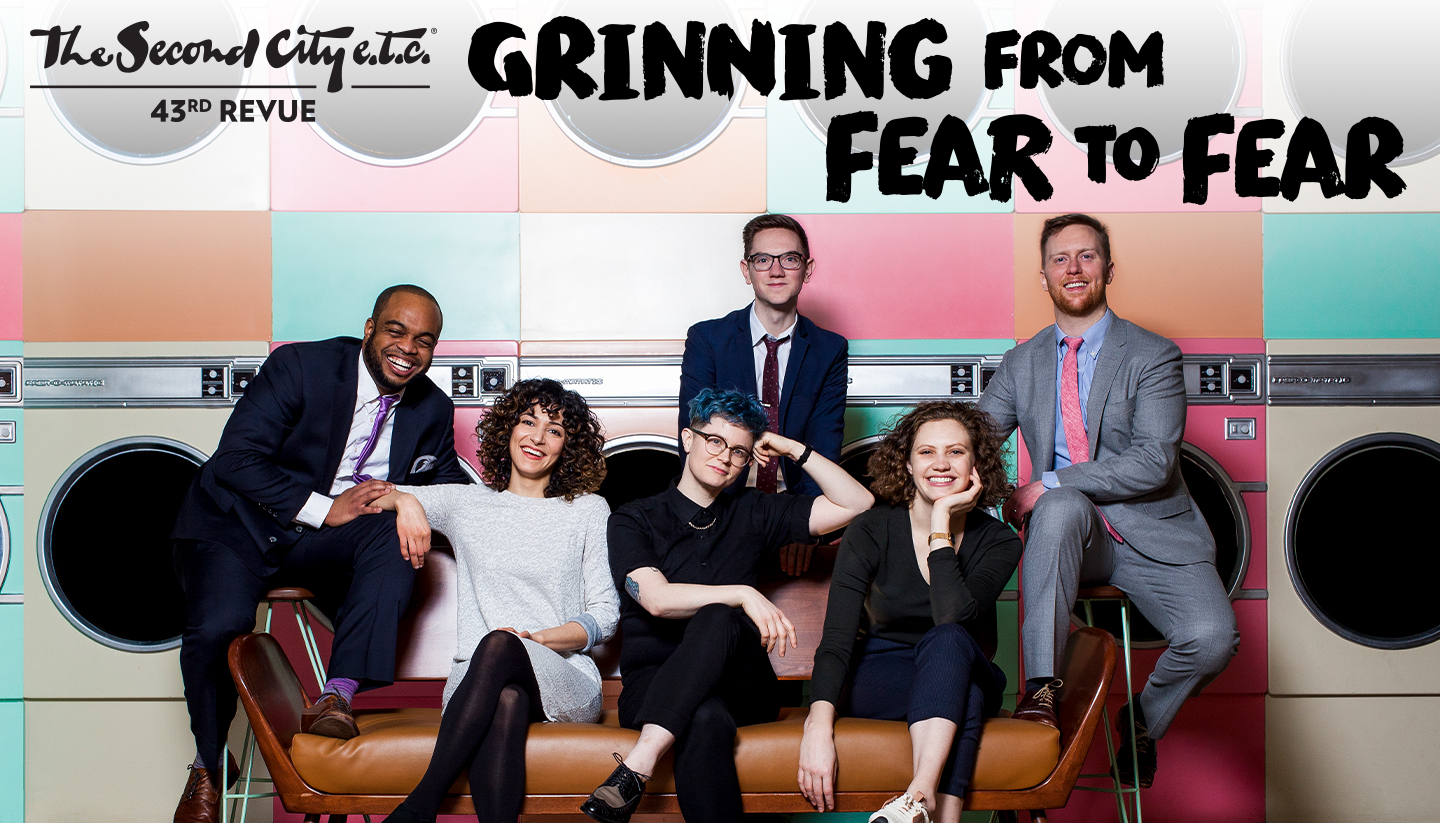 Grinning from Fear to Fear