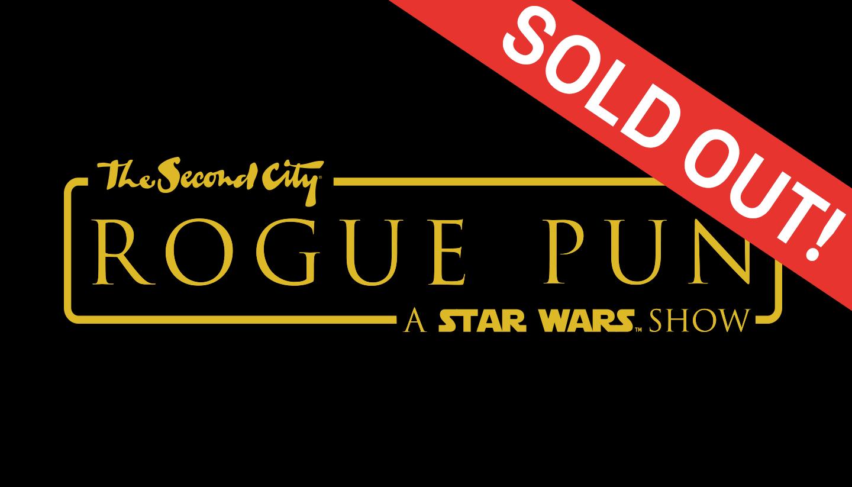 Rogue Pun: A Star Wars Show