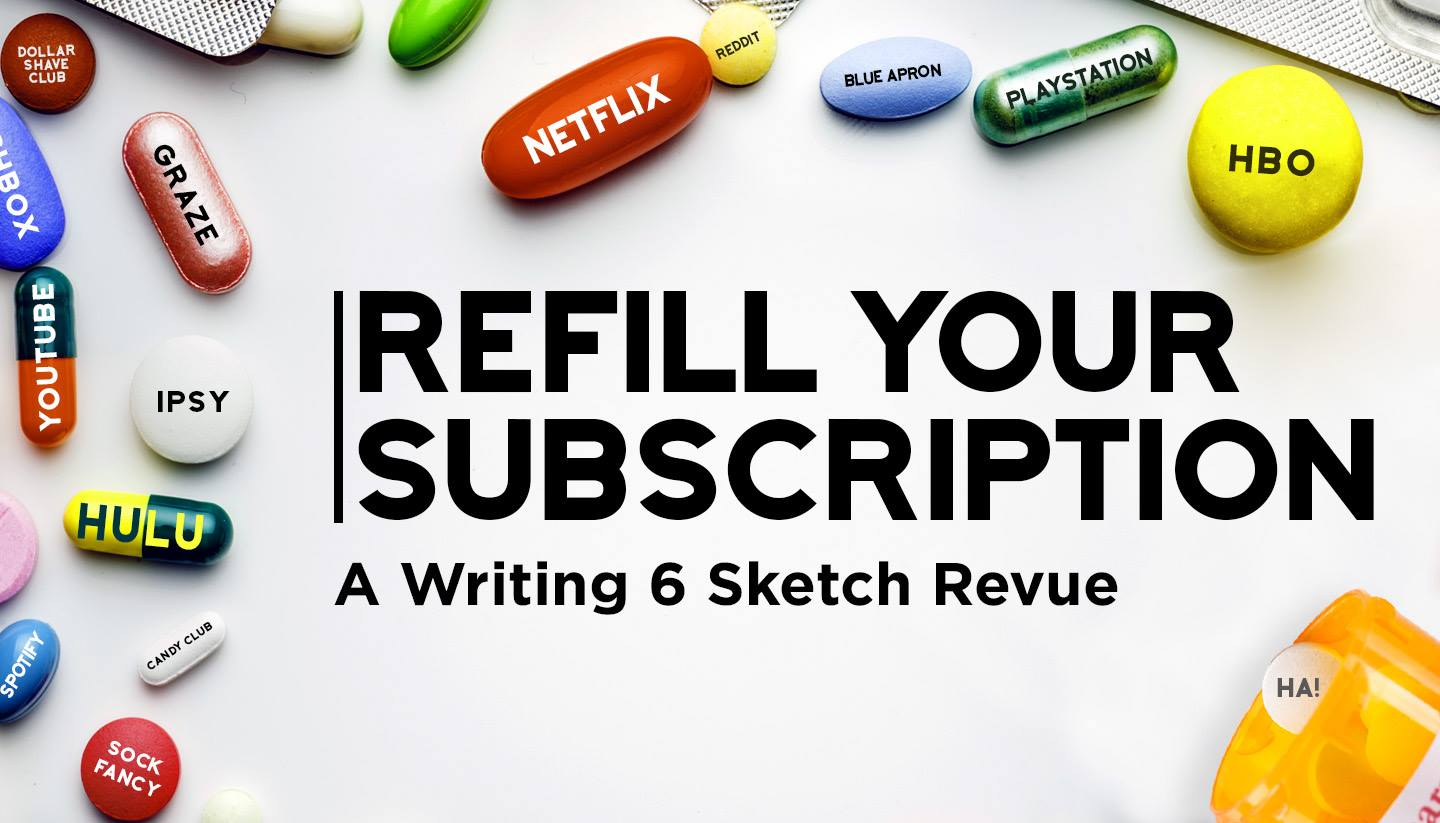REFILL YOUR SUBSCRIPTION