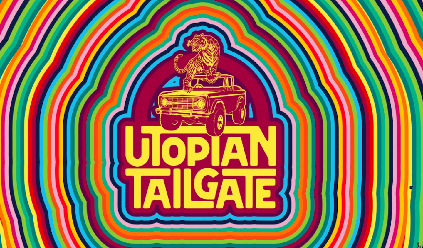 Utopian Tailgate is NOW OPEN on The Second City Rooftop