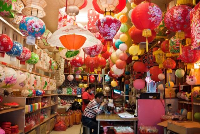 Lantern shop, Lukang