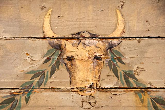 Ronda's famous bullring