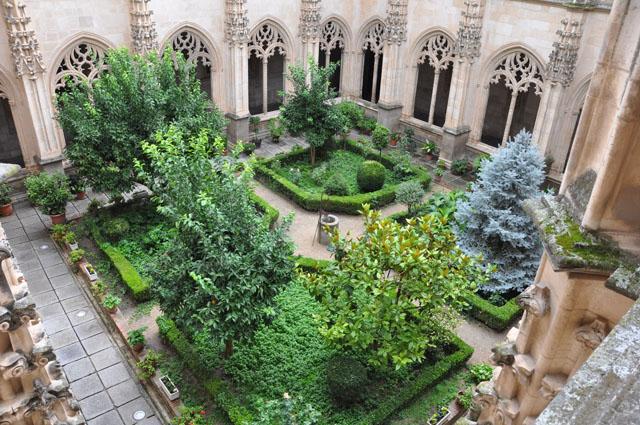 Monastery in Toledo