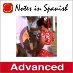 Notes in Spanish Advanced podcast