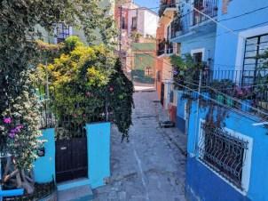 View from Escuela Falcon