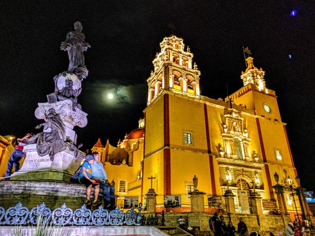 Basilica, Guanajuato