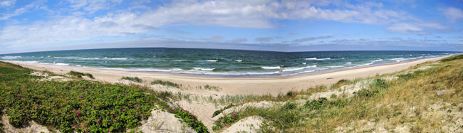 Baltic Sea near Juodkrantė