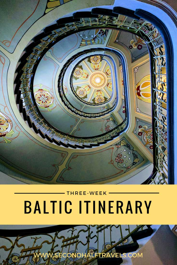 Three-Week Baltic Countries Itinerary and Trip Report