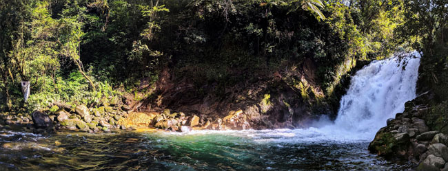 Cascada de la Monja, Xico, Veracruz, Mexico