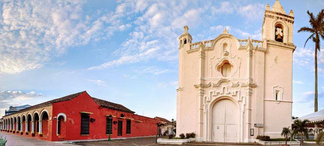 Nuestra Señora de la Candelaria, Tlacotalpan, Veracruz