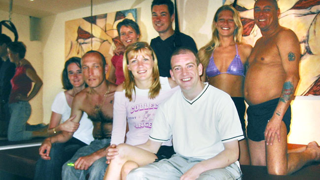 Real Life Wife Swap Porn