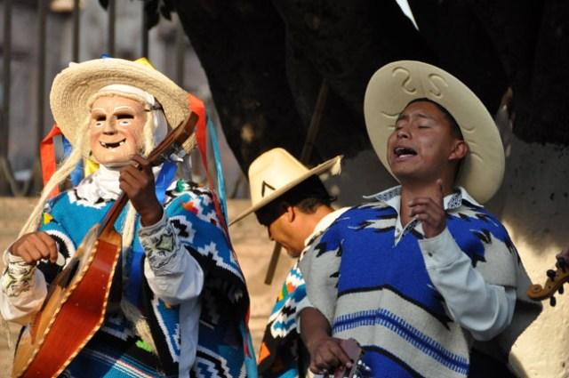 Danza de los Viejitos, Morelia, Mexico