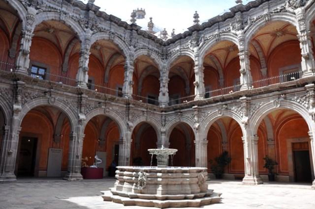 Museum of Arts, Querétaro, Mexico