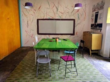 La Calle Spanish school classroom