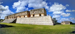 Day trip to Uxmal archaelogical site