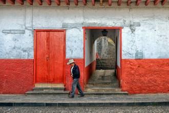 Pátzcuaro street