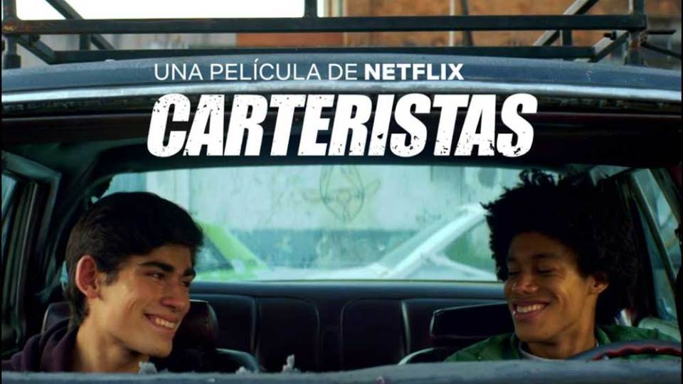 Pickpockets - Netflix Spanish movie