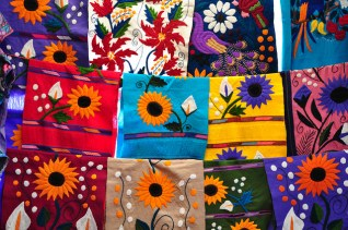 Embroidery, Chiapas