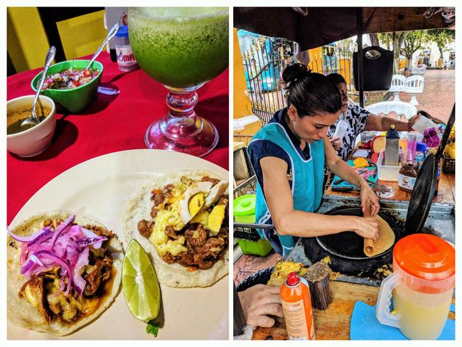 Typical Yucatecan cuisine - explore Yucatan
