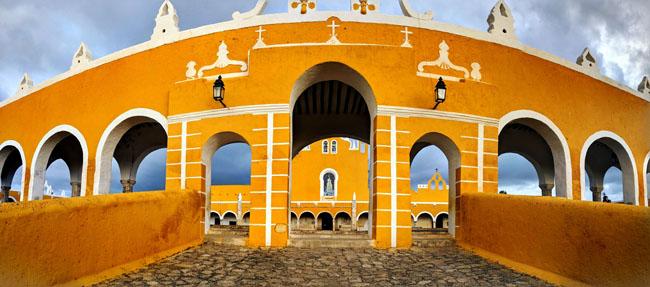 Convento de San Antonio de Padua, Izamal - visit Yucatan peninsula
