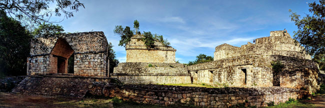 Ek' Balam - best of Yucatan peninsula