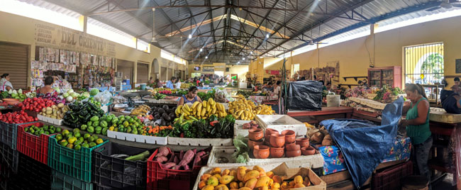 Municipal market, Valladolid - Yucatan places to visit