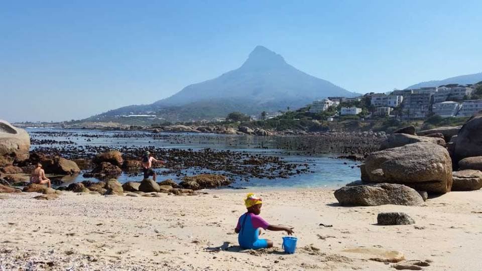 Cape Town - best vacations for introverts