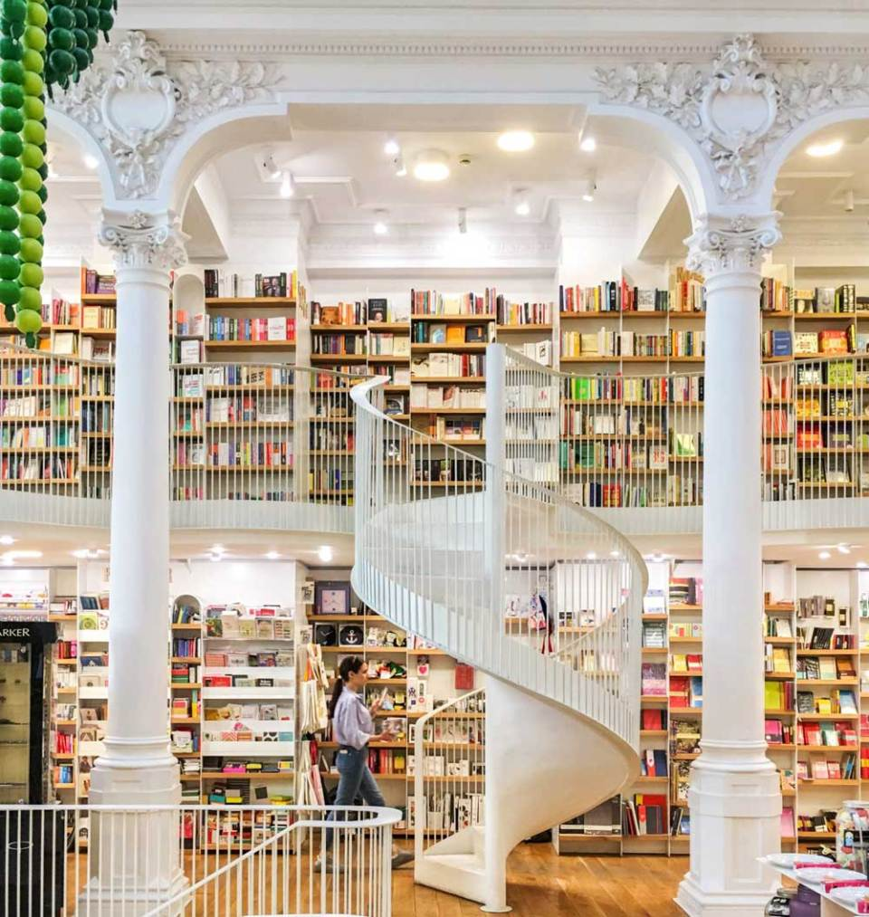 Carturesti Carusel – Bucharest, Romania - best book shops