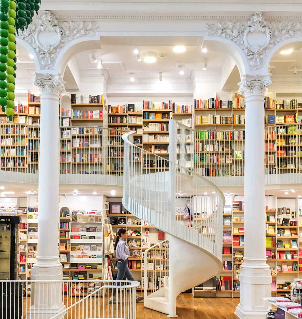 The Best Bookstores in the World • Second-Half Travels