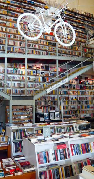 Ler Devagar, Lisbon - best bookstores in the world