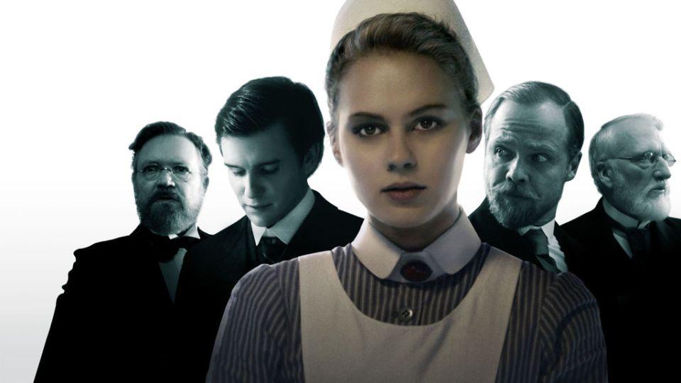 Charité - German series on Netflix