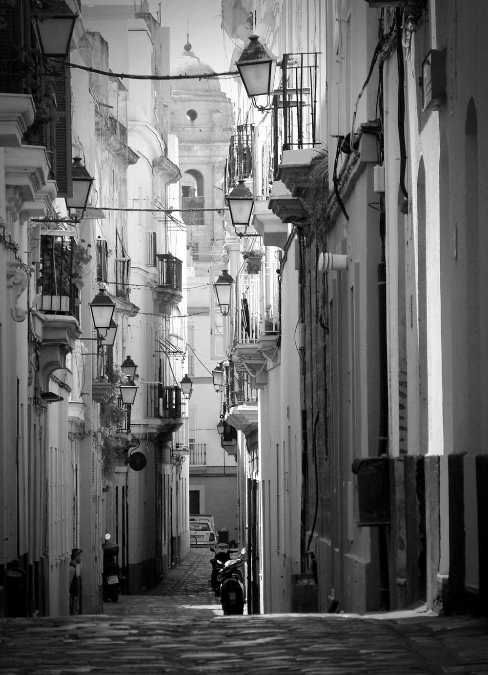 Historic center, Cadiz