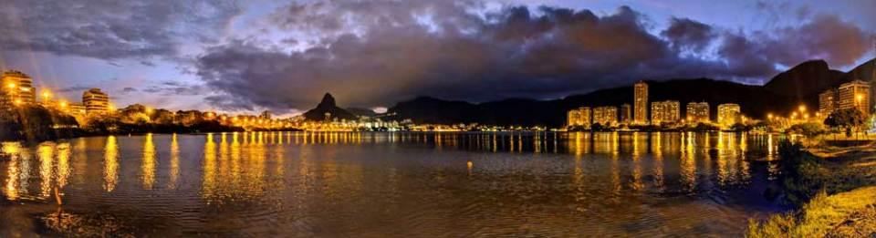 Lagoa, Rio - study Portuguese in Brazil
