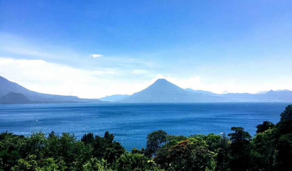 Lago de Atitlán, Guatemala - Spanish classes in Guatemala