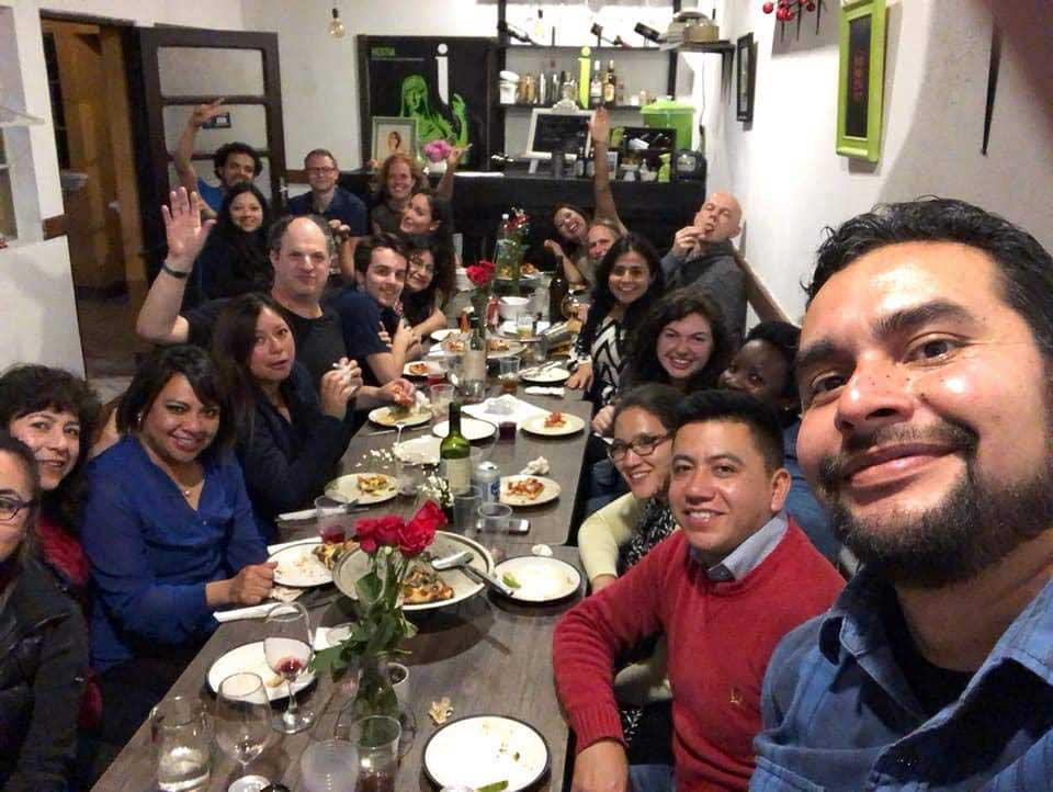 SISAI graduation event - Spanish immersion program Guatemala