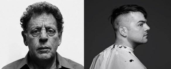 Philip Glass and Nico Muhly