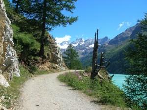 sentieri valle d'aosta