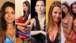 Le ragazze dell'Olgettina amiche di Silvio Berlusconi