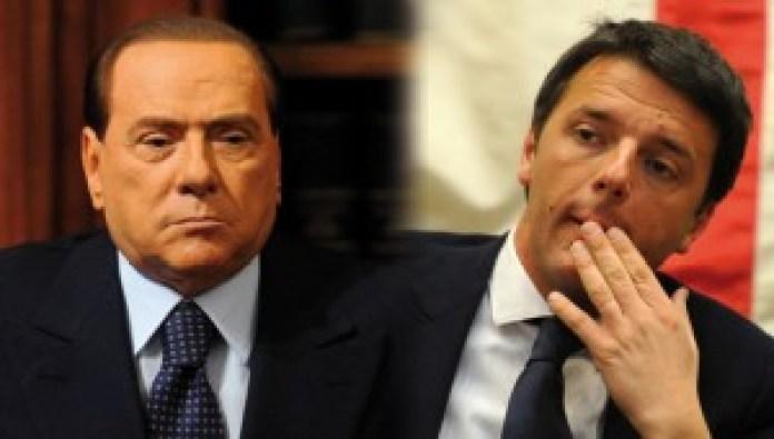 """IL PATTO. """"Berlusconi e Renzi insieme alle elezioni"""""""