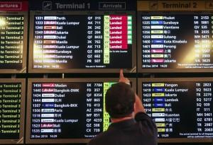 Missing AirAsia flight from Surabaya to Singapore