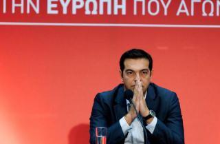 Alexis Tsipras (Epa)