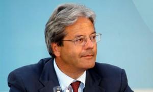 ministro Paolo Gentiloni