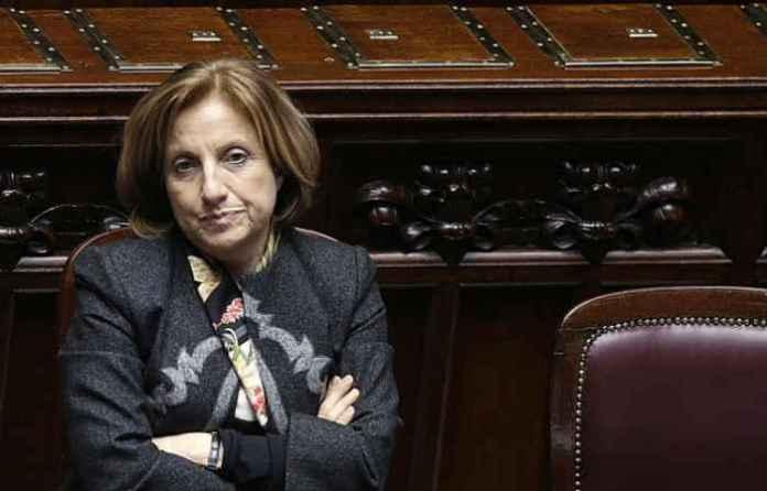 Maria Carmela Lanzetta alla Camera