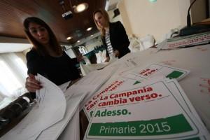 Campania: preparativi primarie del PD