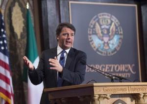 RENZI IN AMERICA: ITALIA BELLA ADDORMENTATA. AVANTI CON RIFORME
