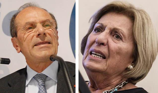Ticket Schittulli Poli Bortone - E' caos in Forza Italia Puglia