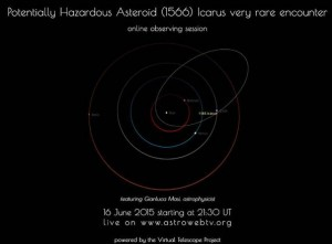 Asteroide Icarus