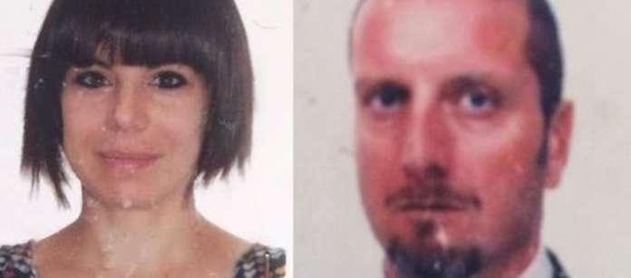 Le vittime dell'omicidio suicidio a Vitinia Claudia Ferrari e Massimo Di Giovanni